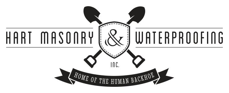 Hart Masonry & Waterproofing - Home of the human backhoe